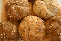 δημητριακά ψωμιού φρέσκα Στοκ φωτογραφία με δικαίωμα ελεύθερης χρήσης