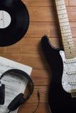 Δημιουργήστε και ακούστε τη μουσική στοκ φωτογραφίες με δικαίωμα ελεύθερης χρήσης