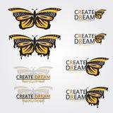 Δημιουργήστε το όνειρο Στοκ Φωτογραφίες