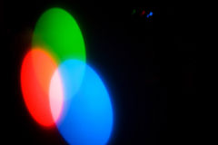 δημιουργία χρώματος rgb Στοκ φωτογραφία με δικαίωμα ελεύθερης χρήσης