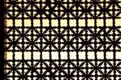 Δημιουργικά ισλαμικά στοιχεία Decoraion Στοκ εικόνα με δικαίωμα ελεύθερης χρήσης