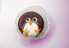 Δημιουργικά κέικ τροφίμων για την αστεία ζωική μορφή παιδιών Στοκ Εικόνες
