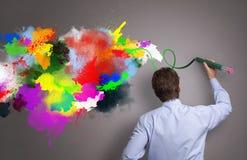 Δημιουργική επιχείρηση στοκ εικόνα