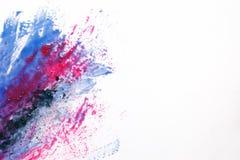 Δημιουργική διαστημική τέχνη, αφηρημένος γαλαξίας, μικτά χρώματα στοκ εικόνα με δικαίωμα ελεύθερης χρήσης