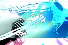 δημιουργική ροή Στοκ εικόνες με δικαίωμα ελεύθερης χρήσης