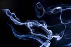 Δημιουργικός καπνός Στοκ φωτογραφίες με δικαίωμα ελεύθερης χρήσης