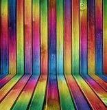 δημιουργικό πολύχρωμο δά&s Στοκ εικόνα με δικαίωμα ελεύθερης χρήσης