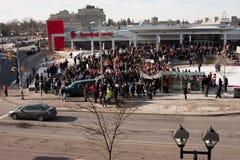δημοκρατία Καναδών Στοκ φωτογραφίες με δικαίωμα ελεύθερης χρήσης