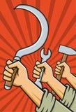 Δημοκρατία λαών του μπέϊκον Στοκ εικόνα με δικαίωμα ελεύθερης χρήσης