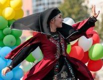 δημοκρατία Ταταρία ημέρας στοκ φωτογραφία
