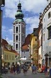 Δημοκρατία της Τσεχίας, Βοημία Στοκ Εικόνες