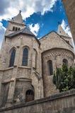 Δημοκρατία της Τσεχίας, Πράγα Κάστρο της Πράγας, η βασιλική Στοκ Φωτογραφία