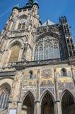 Δημοκρατία της Τσεχίας, Πράγα Ο μητροπολιτικός καθεδρικός ναός των Αγίων Vit Στοκ φωτογραφία με δικαίωμα ελεύθερης χρήσης