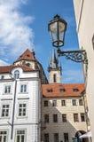 Δημοκρατία της Τσεχίας, Πράγα Παλαιά πόλης περιοχή Στοκ Εικόνες