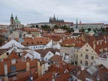 Δημοκρατία της Τσεχίας, Πράγα, Mala Starana στοκ εικόνες