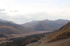 Δημοκρατία Altai Στοκ φωτογραφία με δικαίωμα ελεύθερης χρήσης