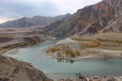 Δημοκρατία Altai Στοκ Εικόνες