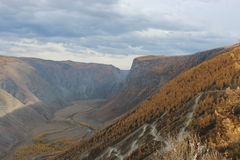 Δημοκρατία Altai Στοκ φωτογραφίες με δικαίωμα ελεύθερης χρήσης