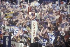 Δημοκρατικό εθνικό συνέδριο το 1996, Στοκ εικόνα με δικαίωμα ελεύθερης χρήσης