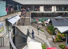 Δημοτική αγορά Bolhao στο Πόρτο, Πορτογαλία στοκ φωτογραφία με δικαίωμα ελεύθερης χρήσης