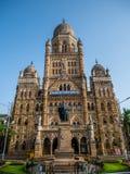 Δημοτικό κτήριο BMC στην πόλη Mumbai, Στοκ Εικόνες