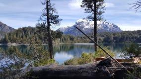 Δημοτικό πάρκο Llao Lloo σε Bariloche στοκ εικόνα