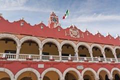 Δημοτικό παλάτι Μέριντα Yucatan Στοκ Φωτογραφίες