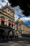 Δημοτικό παλάτι - Πουέμπλα, Μεξικό στοκ εικόνες με δικαίωμα ελεύθερης χρήσης