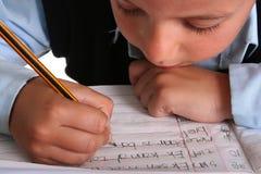 δημοτικό σχολείο αγοριών Στοκ φωτογραφίες με δικαίωμα ελεύθερης χρήσης