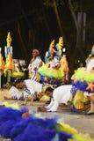 Δημοφιλής παρέλαση Carnide, παλαιοί εορτασμοί γειτονιών της Λισσαβώνας Στοκ φωτογραφία με δικαίωμα ελεύθερης χρήσης