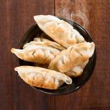 Δημοφιλείς κινεζικές τηγανισμένες τηγάνι μπουλέττες γεύματος Στοκ Εικόνες