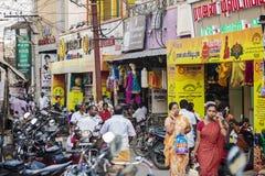 Δημόσια αγορά πόλεων στοκ εικόνες