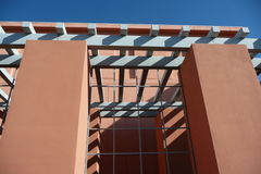 Δημόσια βιβλιοθήκη του Λας Βέγκας - κομητειών του Clark Στοκ Εικόνες