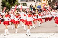 Δημόσια εκδήλωση θερινού εορτασμού στοκ φωτογραφίες