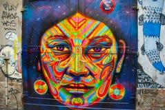 Δημόσια τέχνη-απεικόνιση Στοκ Εικόνα