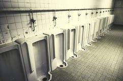 Δημόσιες τουαλέτες για τα άτομα στοκ φωτογραφία