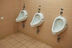 Δημόσιες τουαλέτες Στοκ Φωτογραφία