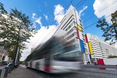 Δημόσιο μέσο μεταφοράς της Χάγης Στοκ Εικόνες