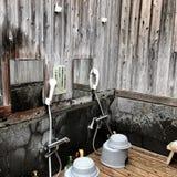 Δημόσιο μπατ σε Beppu, Φουκουόκα Στοκ φωτογραφία με δικαίωμα ελεύθερης χρήσης