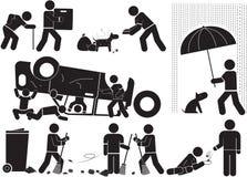 Δημόσιο μυαλό Στοκ εικόνες με δικαίωμα ελεύθερης χρήσης