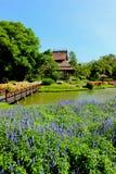 Δημόσιο πάρκο σε Suanluang Rama 9, Ταϊλάνδη Στοκ Εικόνες