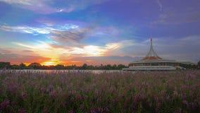 Δημόσιο πάρκο, Suanluang Rama 9, Μπανγκόκ Ταϊλάνδη Στοκ Εικόνες