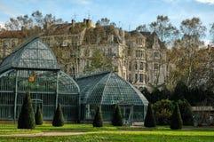 """Δημόσιο πάρκο tete δ της Λυών """"ή βοτανικοί κήποι στοκ εικόνες"""
