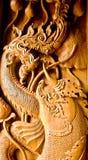 Δημόσιο παραδοσιακό ταϊλανδικό ύφος στοκ εικόνα