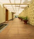 Διάβαση πεζών ενός παραθαλάσσιου θερέτρου σε Phu Quoc στοκ φωτογραφία με δικαίωμα ελεύθερης χρήσης