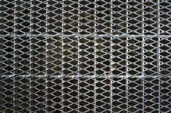 διάβαση πεζών μετάλλων δι&kapp Στοκ Φωτογραφία