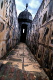 Διάβαση πεζών πυργίσκων, San Juan, Πουέρτο Ρίκο Στοκ Εικόνες
