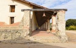 Διάβαση πεζών στην αποστολή Purisima στοκ εικόνες με δικαίωμα ελεύθερης χρήσης