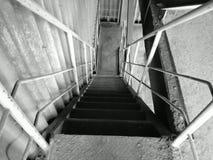 Διάβαση πεζών στο κατώτατο σημείο Στοκ Εικόνες