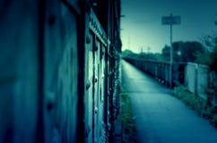 Διάβαση πεζών στο παρελθόν σας Στοκ εικόνες με δικαίωμα ελεύθερης χρήσης